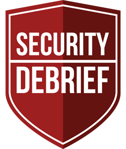 Security Debrief logo