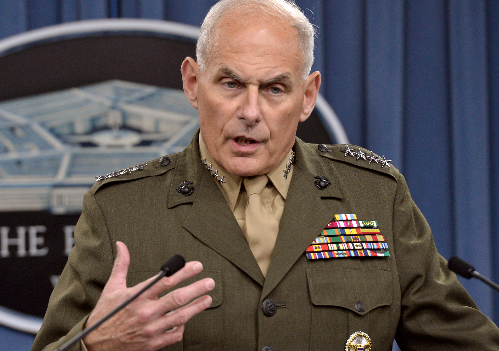 Image result for Gen. Kelly