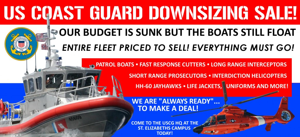 USCG Downsizing