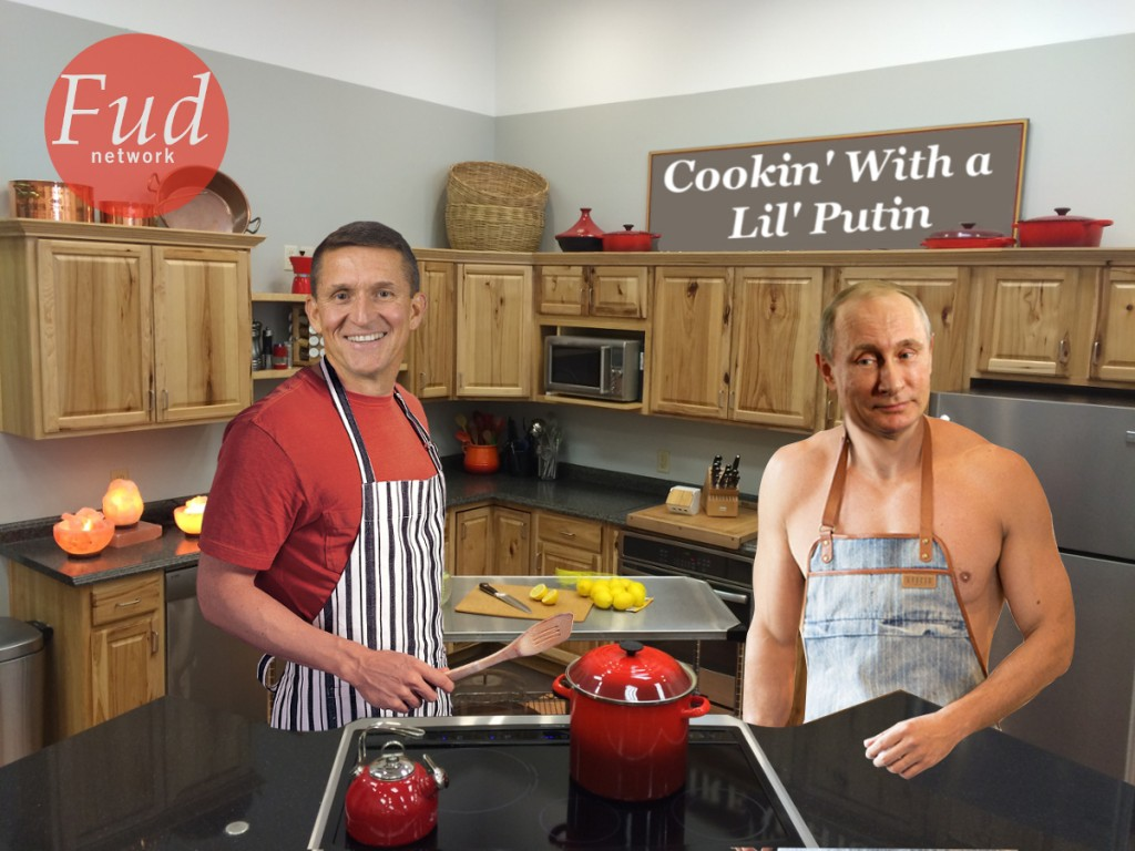 Cookin with a Lil Putin