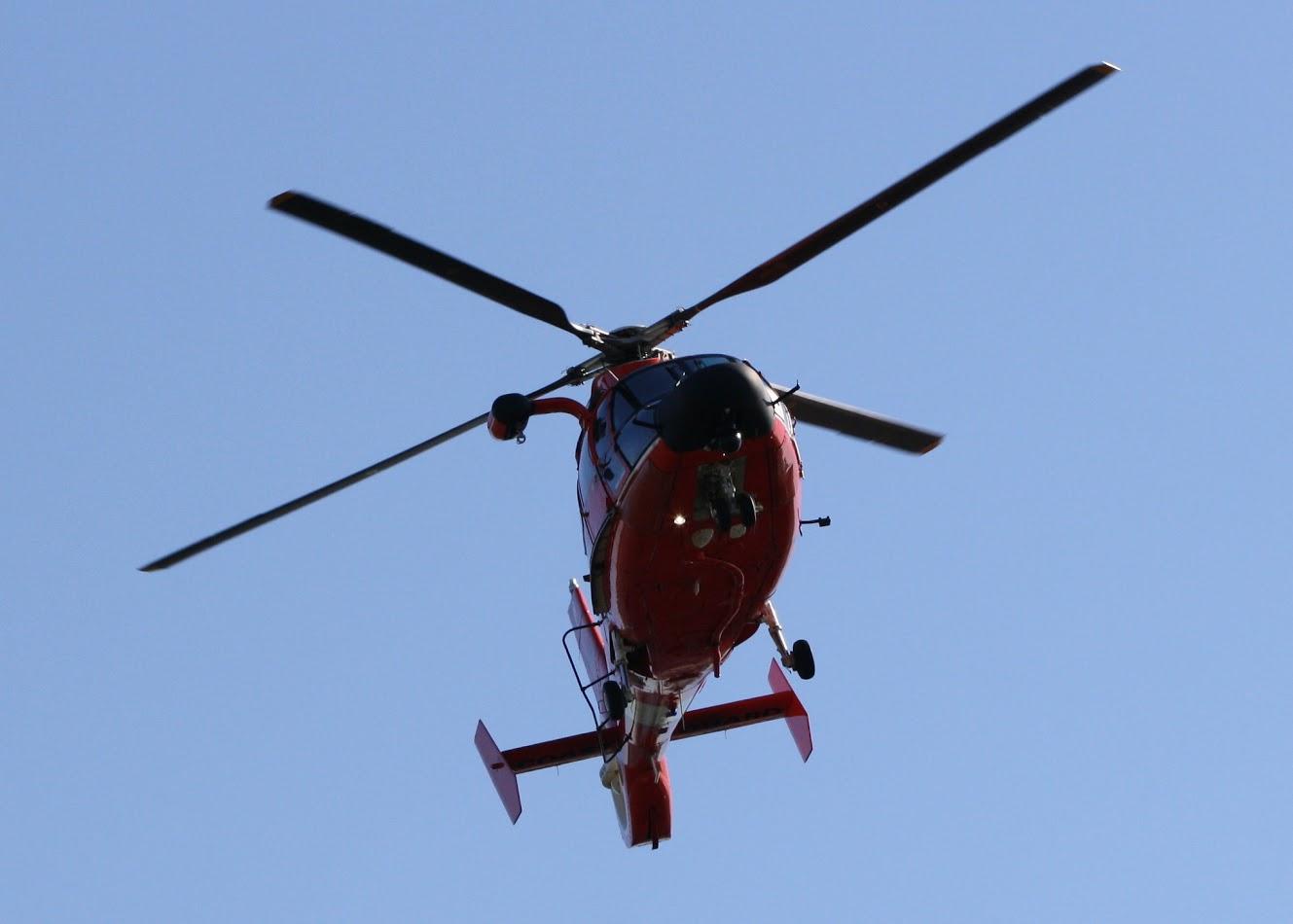 USCG Chopper