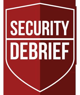 Security Debrief logo